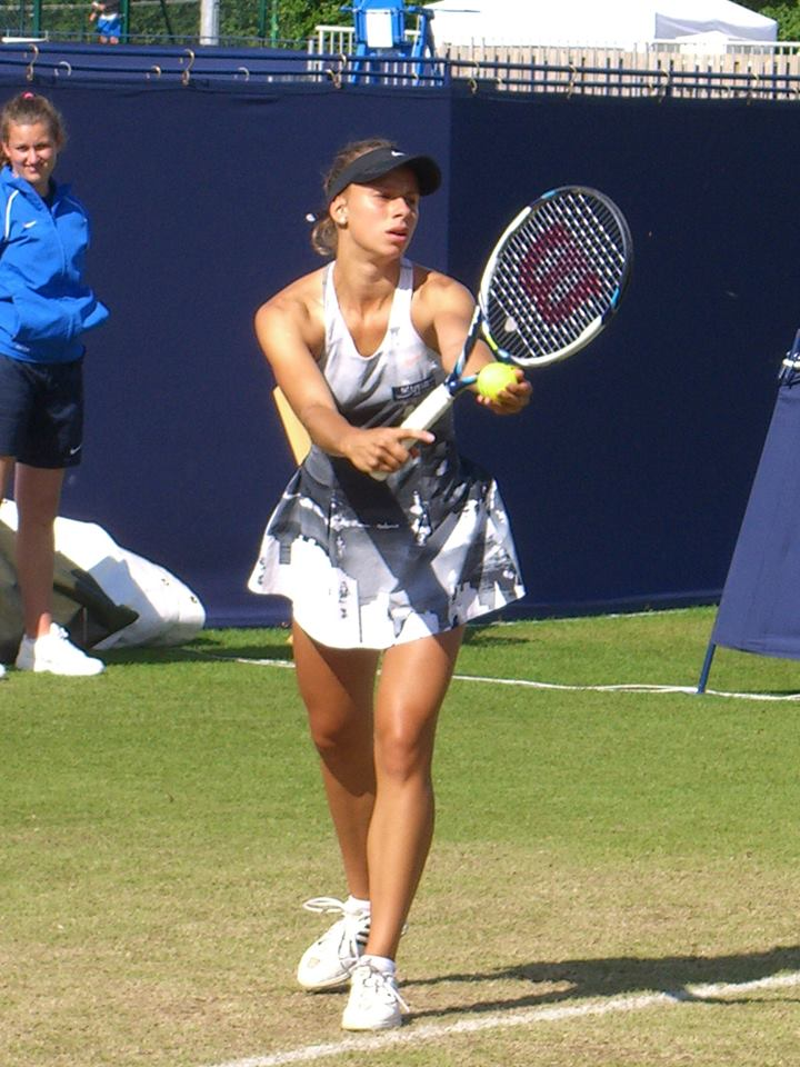 Tenis Magda Linette