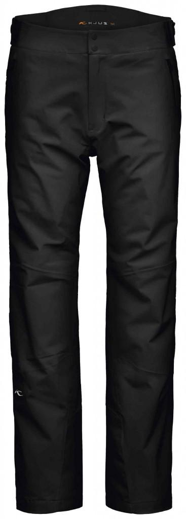 Spodnie Kijus. czarne jpg